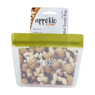Appetito Reusable Mini Snack Bag