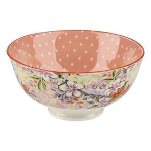 Cooper & Co Springtime Small Ceramic Bowl