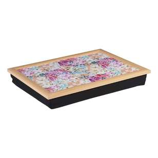 Cooper & Co Summer Life Pastel Bouquet Lap Tray