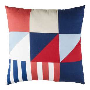 KOO Kids Quilted Geo Cushion