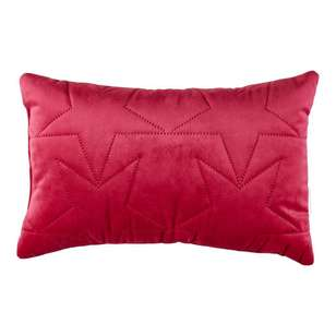 KOO Kids Velvet Star Rectangle Cushion