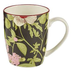 Cooper & Co Vintage Bouquet Ceramic Mug