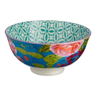 Cooper & Co Oriental Bliss Small Ceramic Bowl