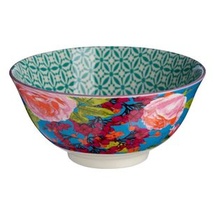 Cooper & Co Oriental Bliss Large Ceramic Bowl