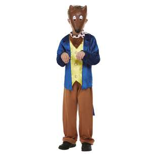 Roald Dahl Fantastic Mr. Fox Kids Costume