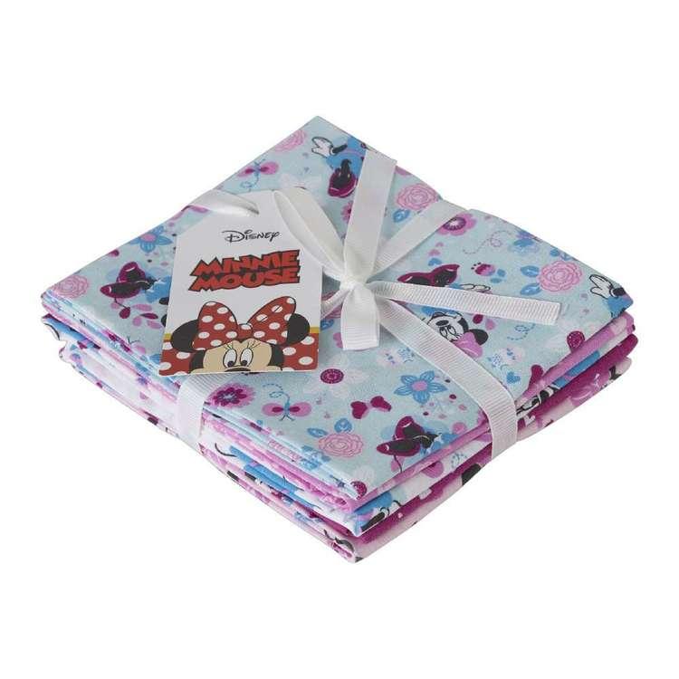 Minnie Fat Quarter Bundle 5 Pieces