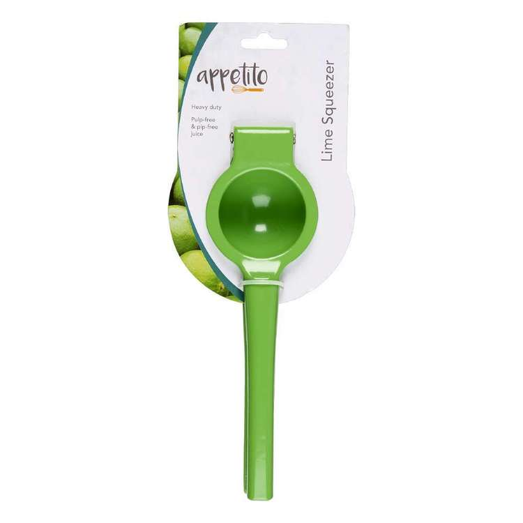 Appetito Lime Squeezer Green
