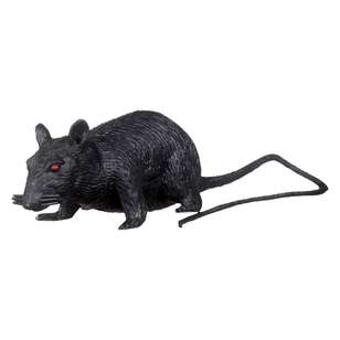 Spooky Hollow Rubber Rat