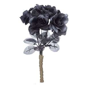 Spooky Hollow Bunch Of Roses 5 Pieces