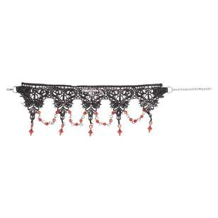 Spooky Hollow Vampire Choker Necklace
