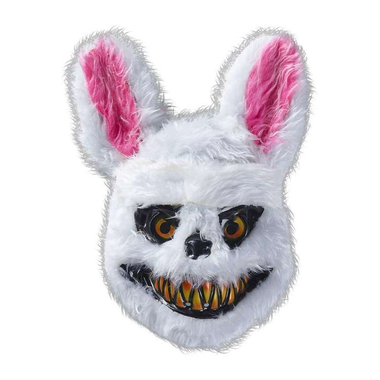 Spooky Hollow Mask Furry Friend Bunny