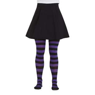 Spooky Hollow Spooky Striped Tights