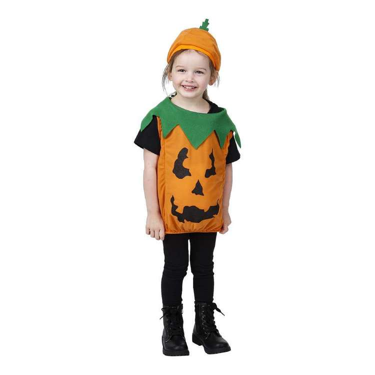 Spartys Pumpkin Toddler Costume