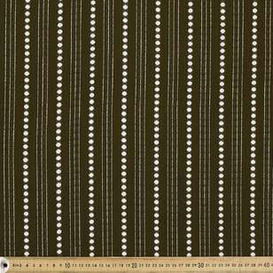 Fancy Stripe Cotton Jacquard Fabric