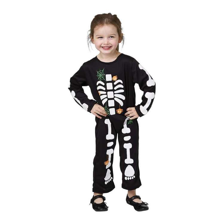 Spartys Skeleton Toddler Costume