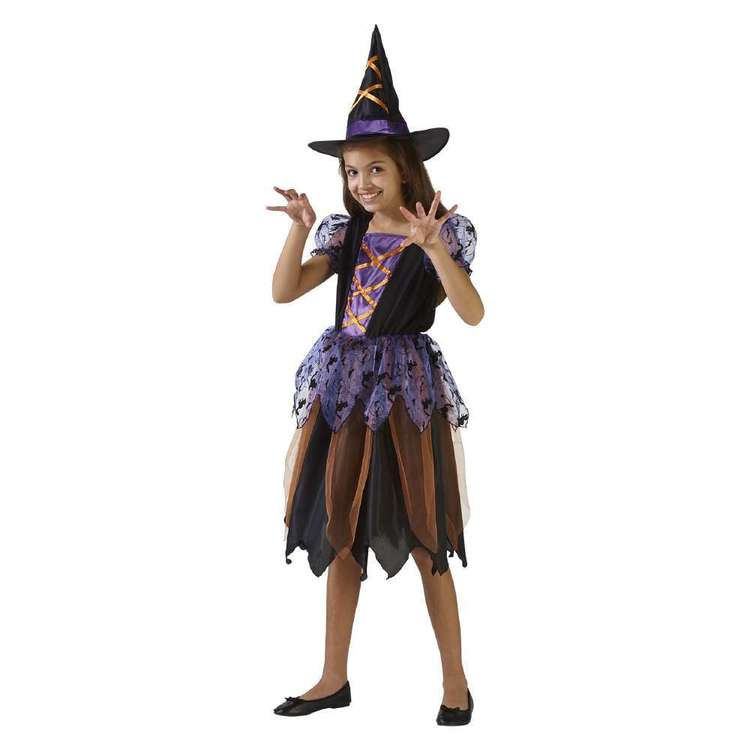 Spartys Witch Kids Costume