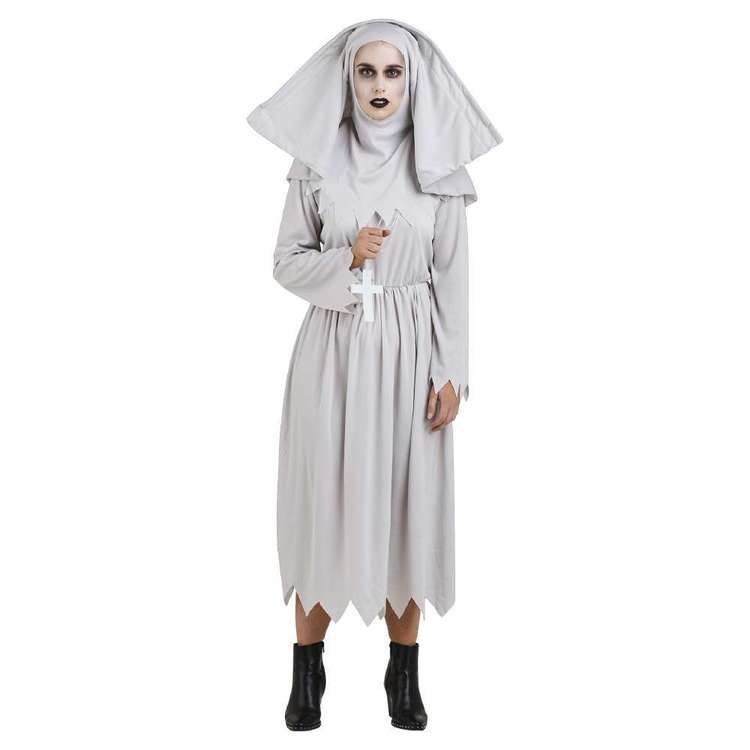 Spartys Spirit Sister Adult Costume