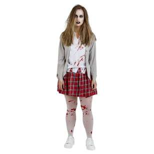 Spooky Hollow Zombie Adult Costume