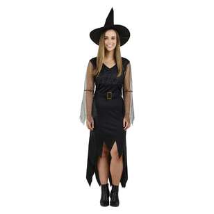 Spooky Hollow Witch Adult Costume