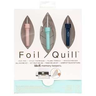 We R Memory Keepers All in One Foil Quill Kit