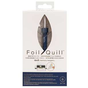 We R Memory Keepers Foil Quill Bold Tip Pen