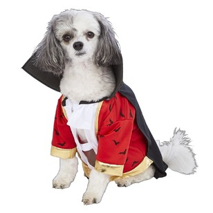 Spooky Hollow Vampire Pet Costume