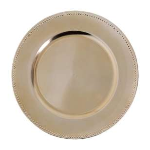 Culinary Co Charger Plate 4 Pack