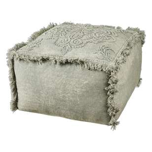 Living Space Summer Life Tufted Ottoman
