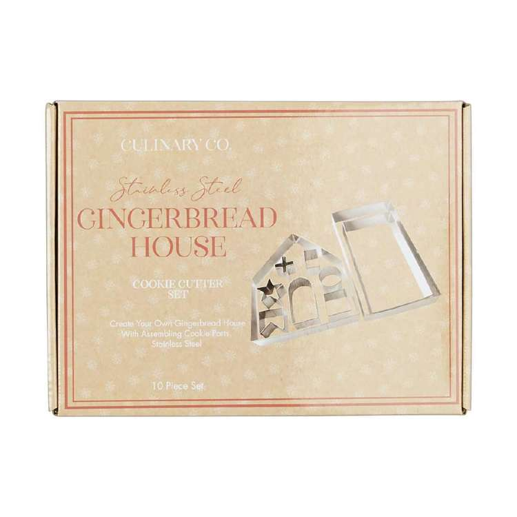 Culinary Co Gingerbread House Mould