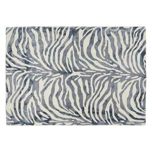 Living Space European Holiday Zebra Rug