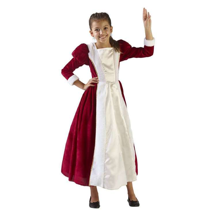 Spartys Queen Kids Costume