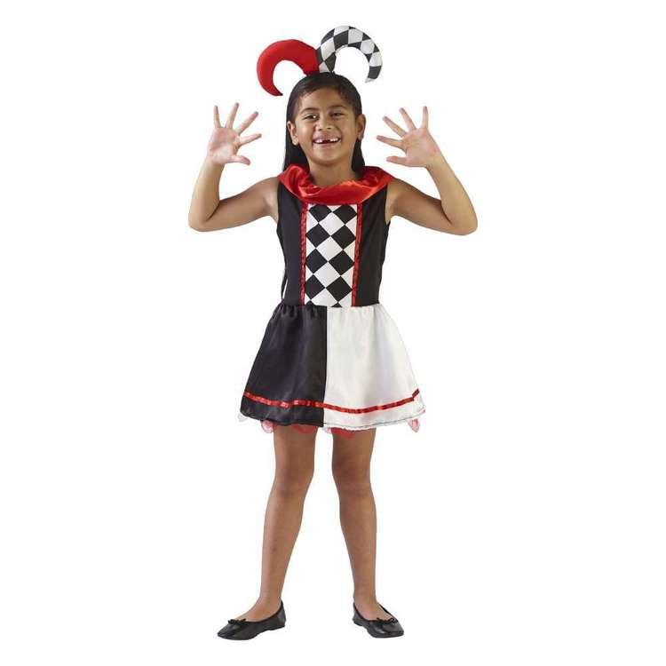 Spartys Jester Kids Costume