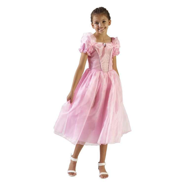 Spartys Princess Dress Kids Costume