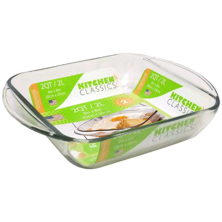 Kitchen Classics Square Baking Dish