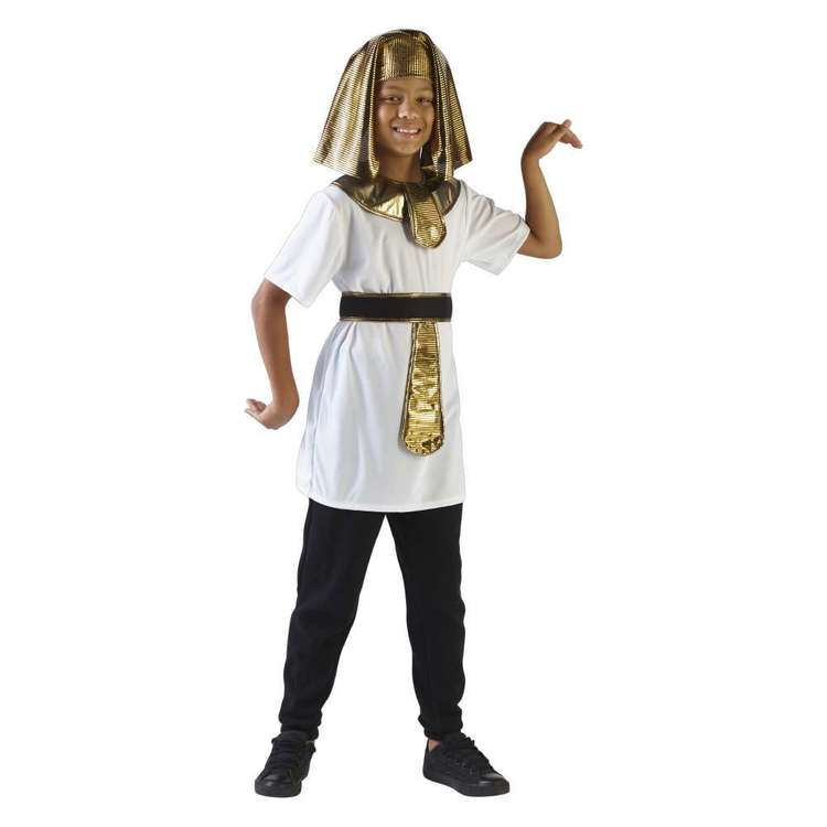 Party Creator Pharaoh Kid's Costume