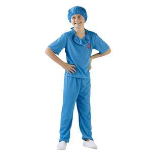 Party Creator Surgeon Kid's Costume