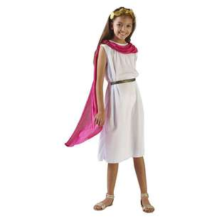 Party Creator Greek Goddess Kid's Costume