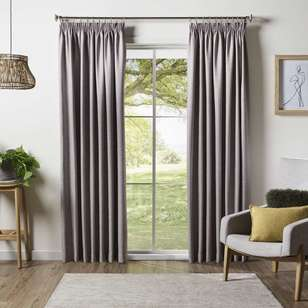 Gummerson Avon Pencil Pleat Curtains