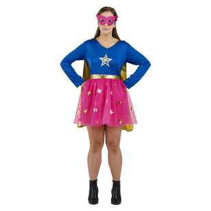 Spartys Adult Super Hero Dress