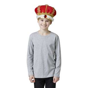 Party Creator Deluxe King Crown Hat