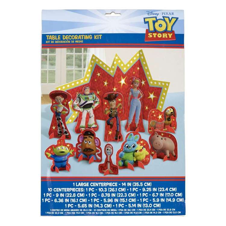 Amscan Toy Story 4 Table Decoration