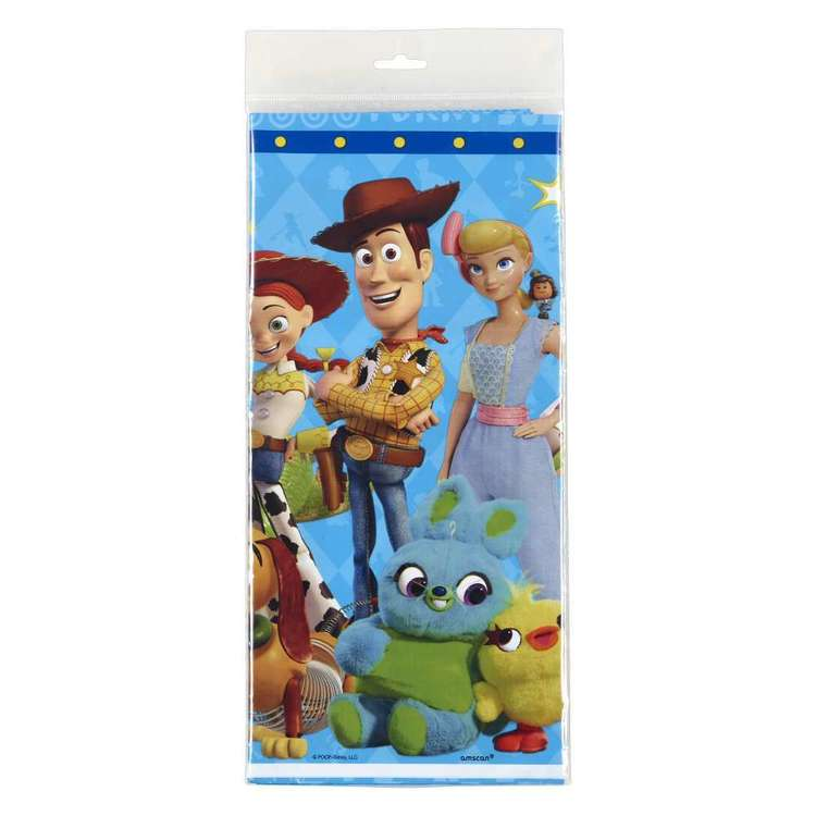Amscan Toy Story 4 Table Cover Plastic