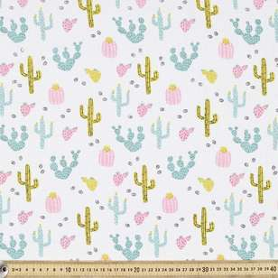 Palm Springs Printed Cotton Fabric