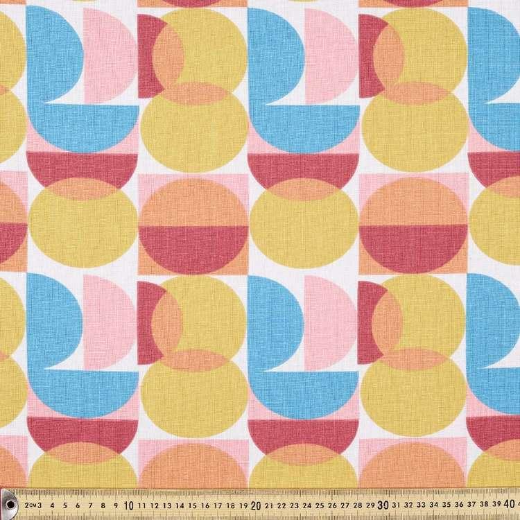 Mod Printed Cotton Fabric