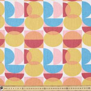 Mod Printed Cotton Fabric