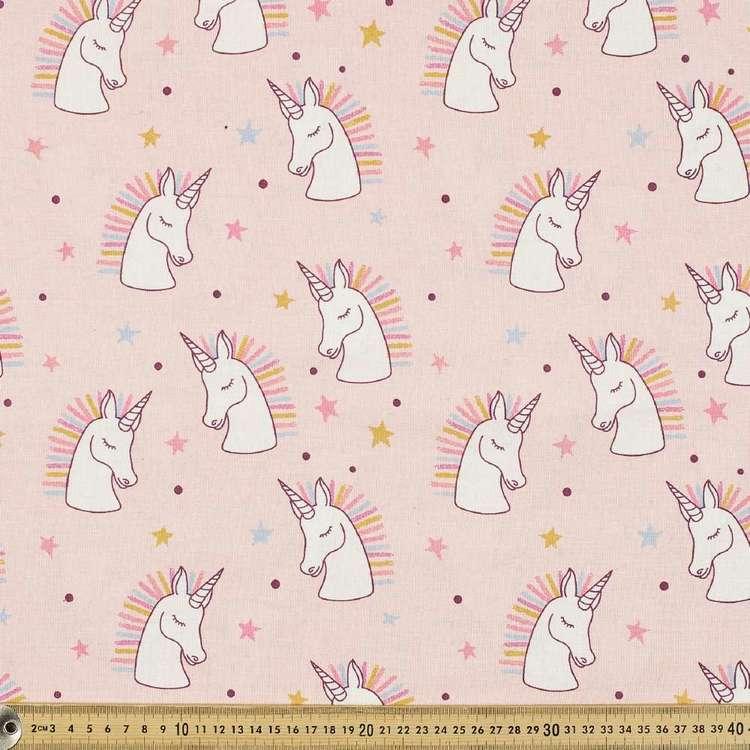 Unicorn Cotton Multipurpose Fabric