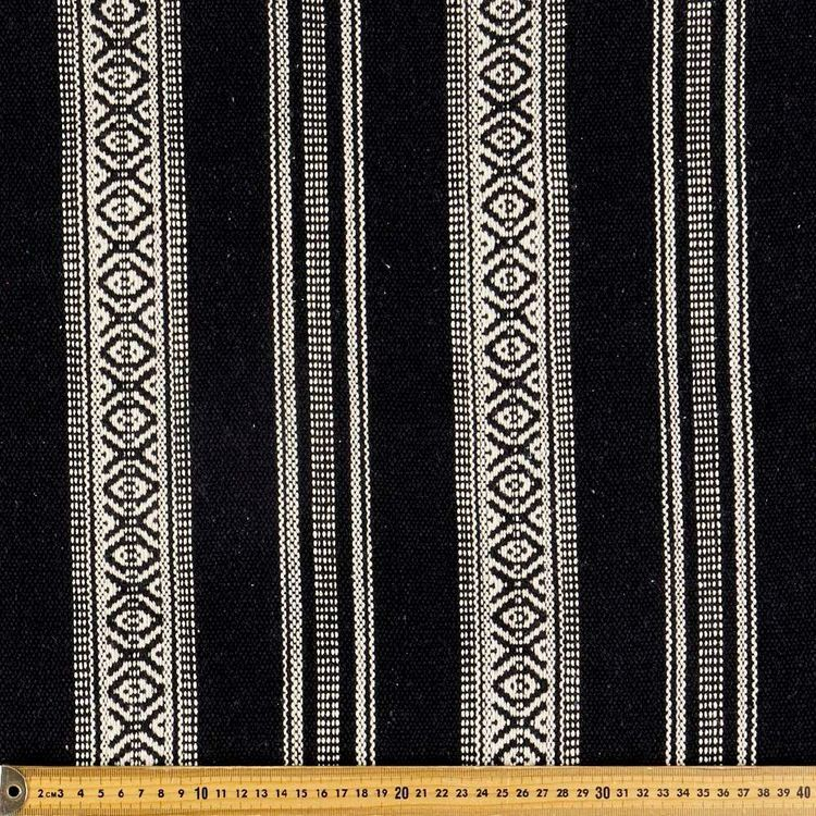 Tribal Stripe Hasina Fabric