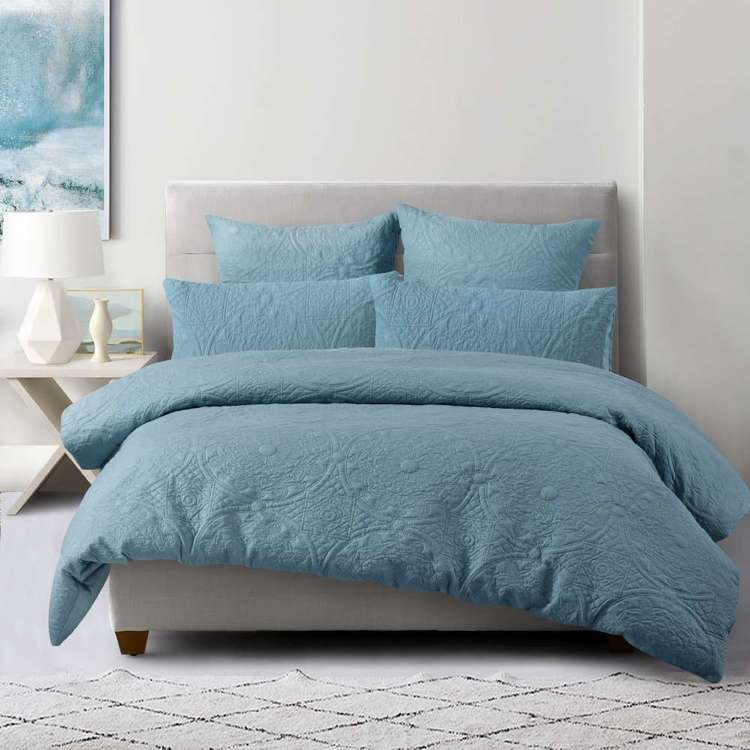 KOO Vittoria Quilted Quilt Cover Set
