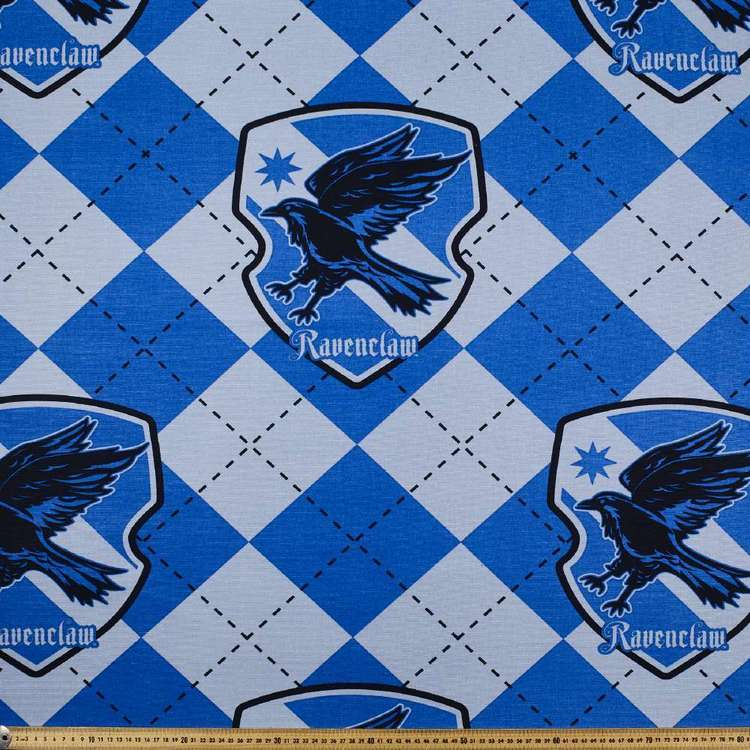 Harry Potter Ravenclaw Crest Fabric