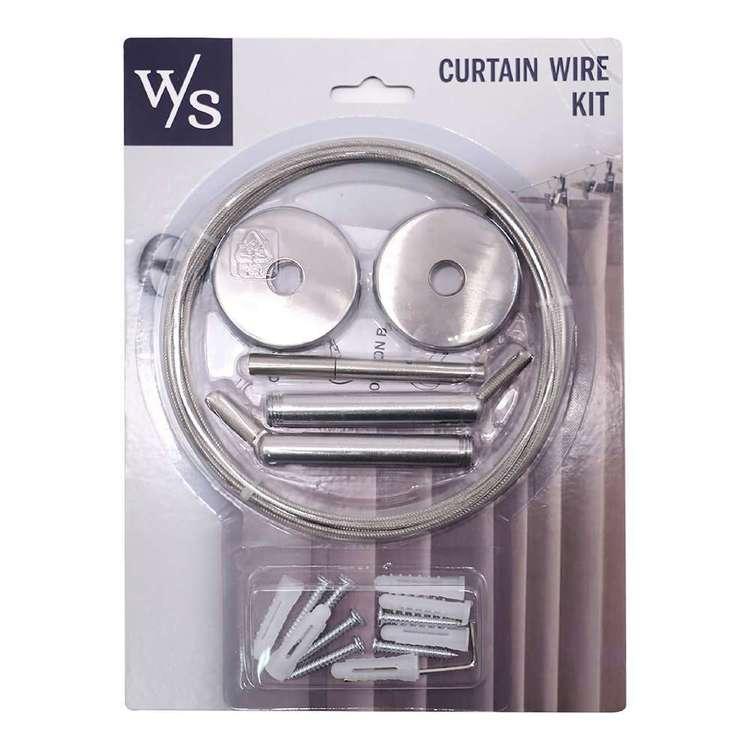 Windowshade 5m Curtain Wire Kit